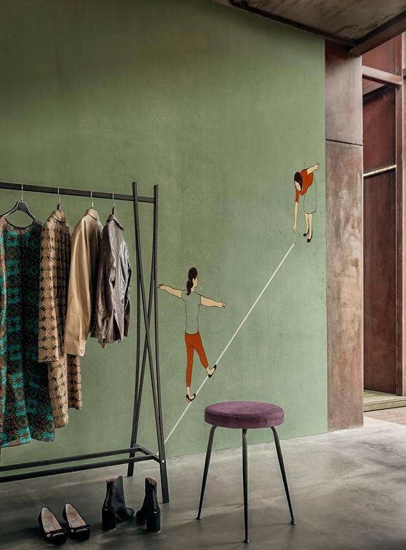 Wall&Deco FIL BLANC