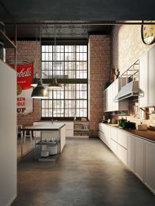 Кухня Snaidero Frame