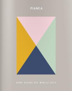 Новинки мебели Pianca 2015